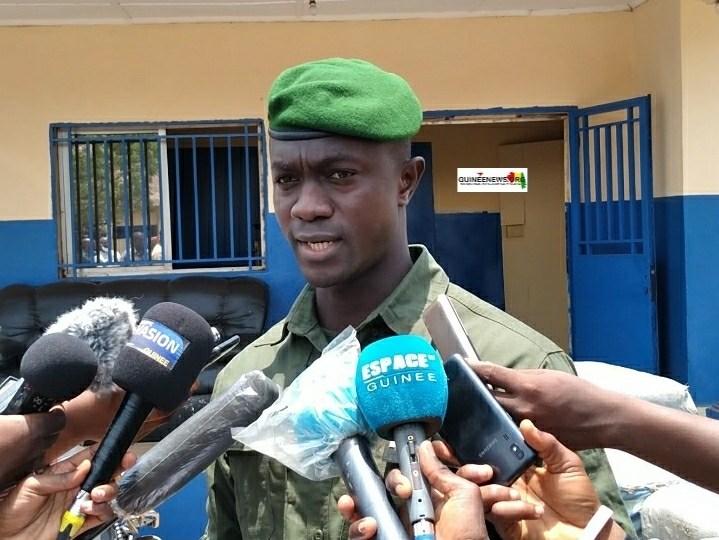 Guinée   Trafic de drogue:  la gendarmerie frappe fort.