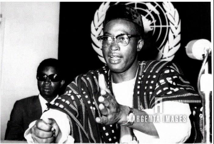 Guinée : Diallo Telli, premier secrétaire général de l' OUA