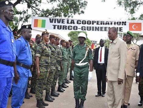 Guinee: dépenses militaires : le pays classé 27è en Afrique avec 210 millions de dollars investis en 2020 (SIPRI)