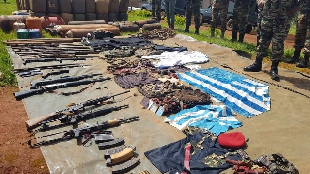 US Court prosecuting three Anglophone Cameroonians for Arm Trafficking