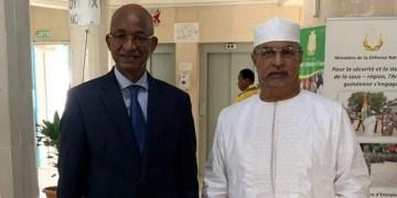 Guinée : ce que cellou Dalein a dit à Saleh: « l'intervention de l'armée a plutôt mis un terme à un 3ème mandat»