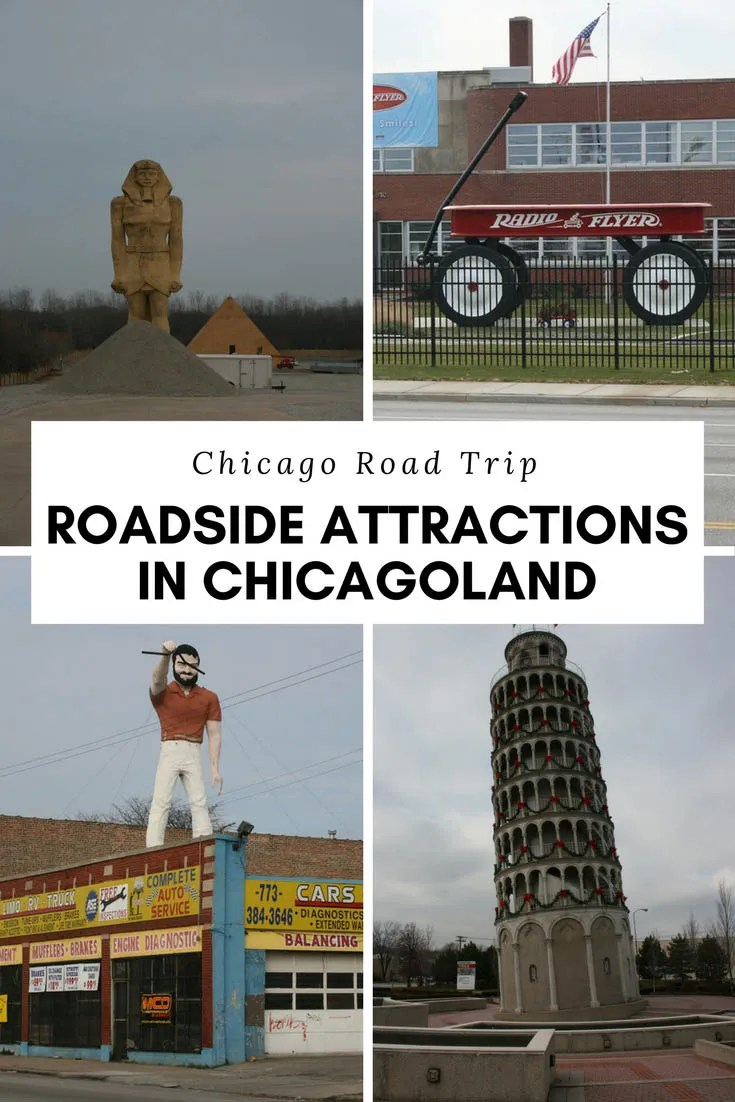 Chicago Road Trip: Roadside Attractions in Chicagoland