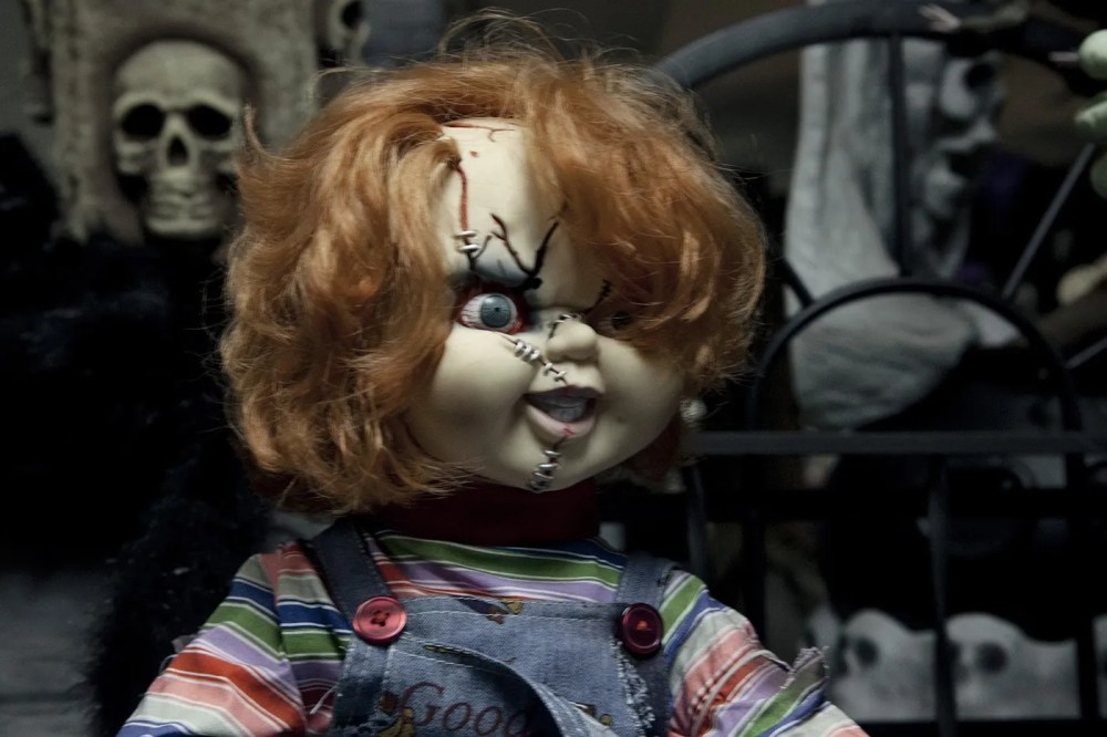 Chucky at Americana Hollywood Museum in Metropolis, Illinois