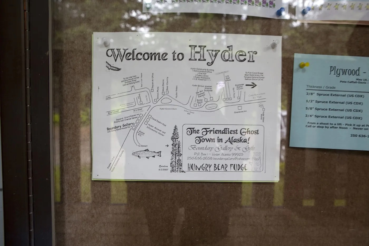 Welcome to Hyder map at the Hyder