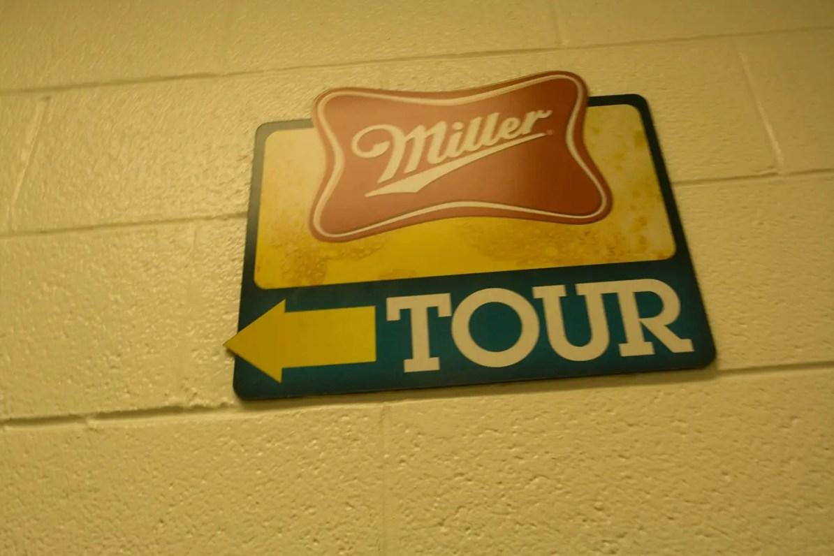 Miller Brewery Tour in Milwaukee, Wisconsin