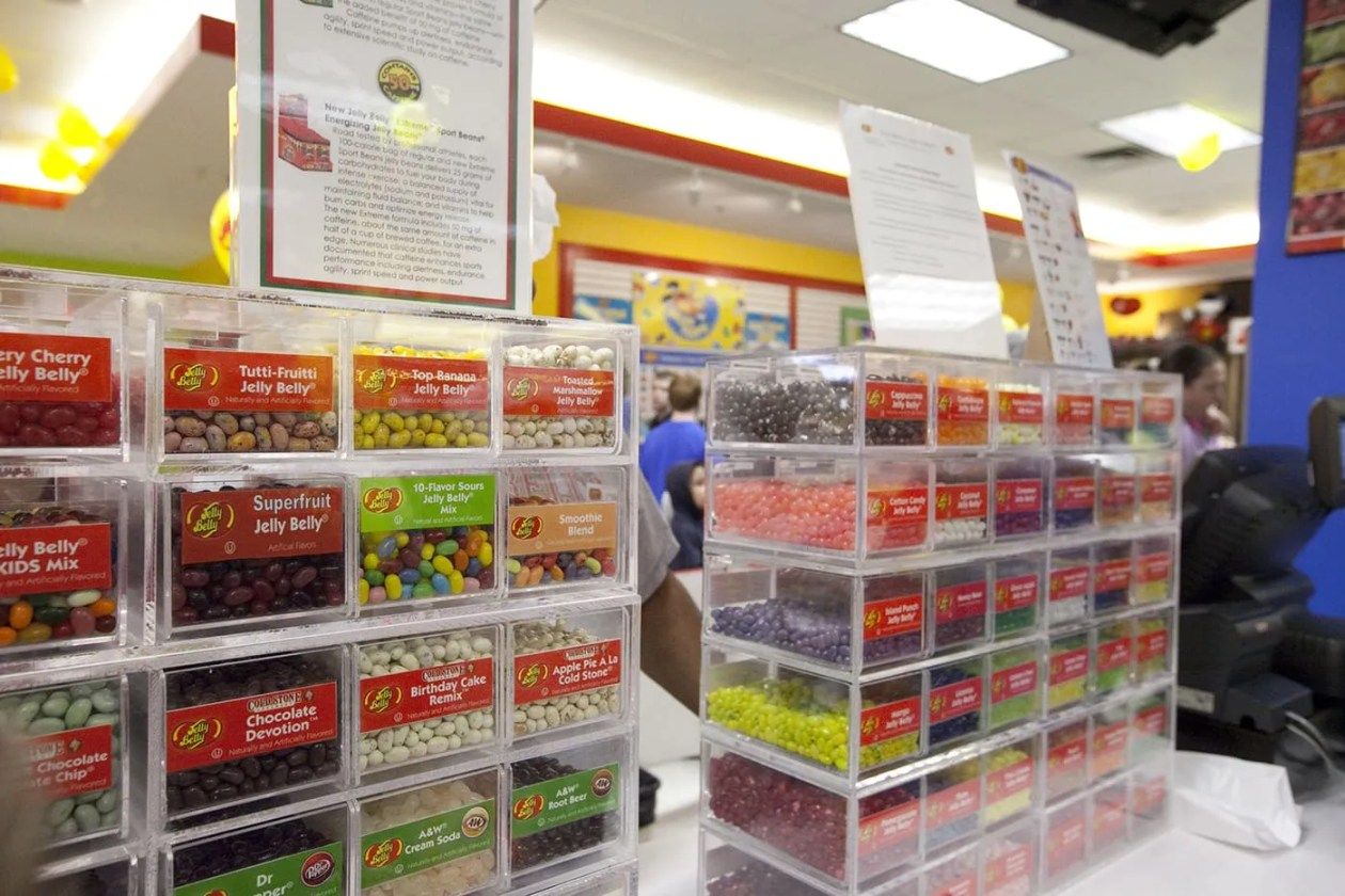 Jelly Belly Center in Pleasant Prairie, Wisconsin