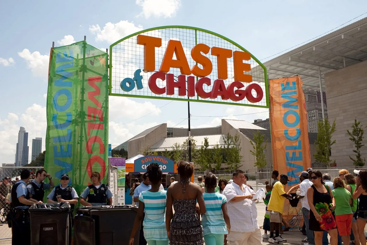 Taste of Chicago, annual festival in Chicago, Illinois