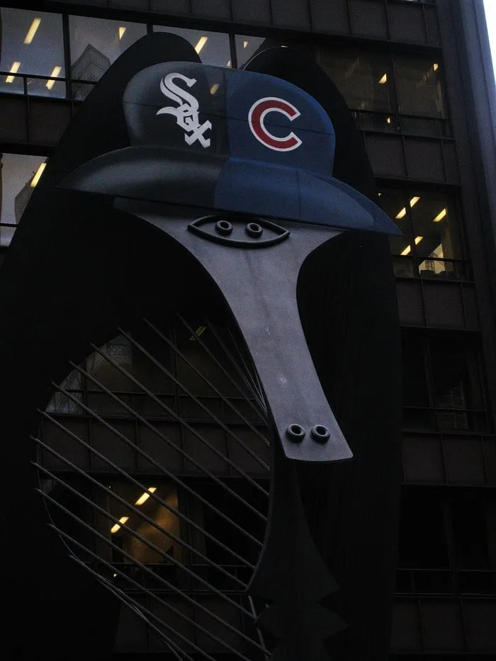 Cubs/Sox Picasso