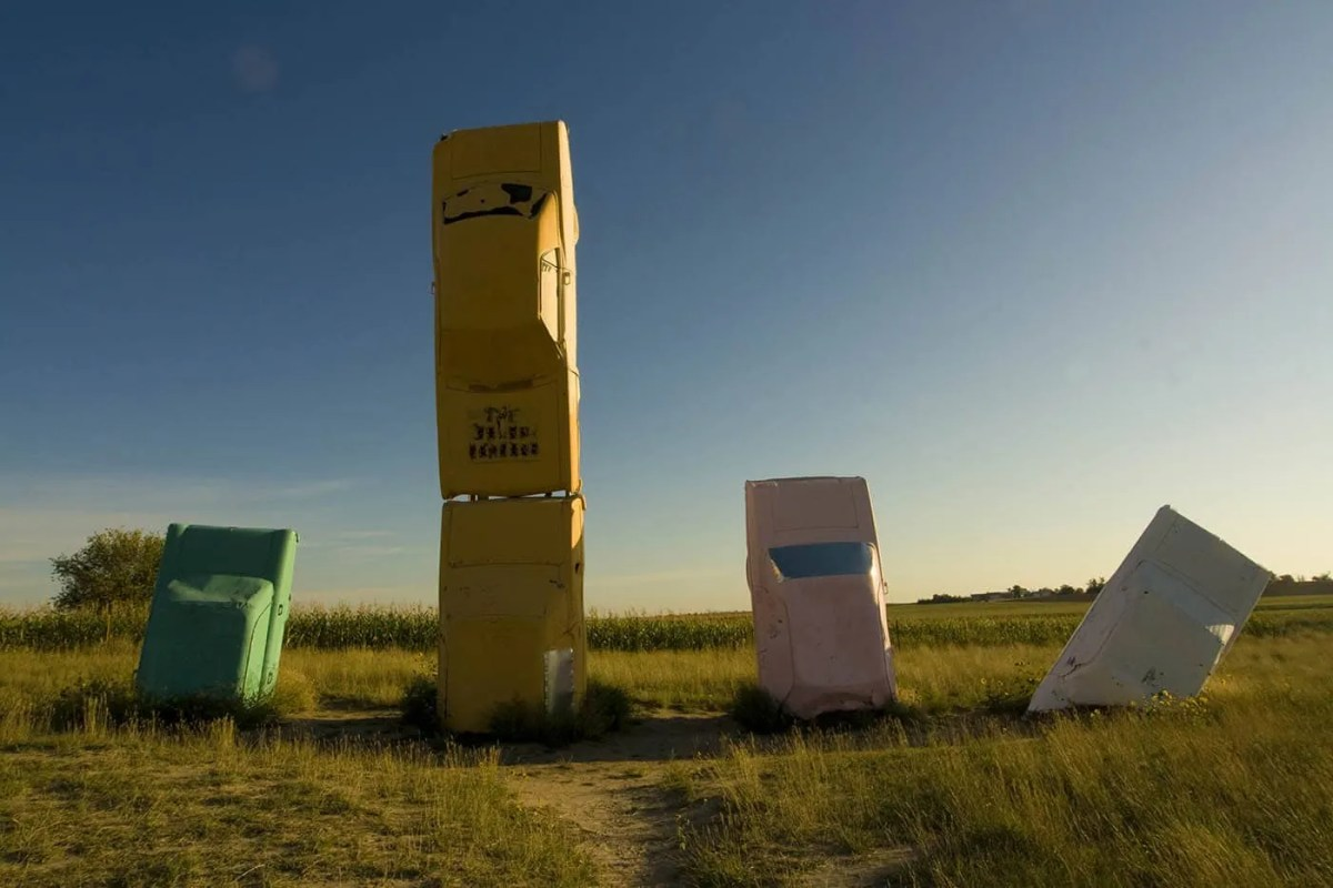 Carhenge Artwork