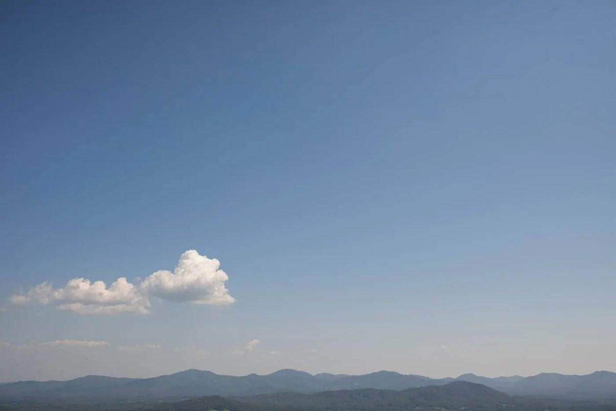 Scenic overlooks in Virginia - Virginia Road Trip