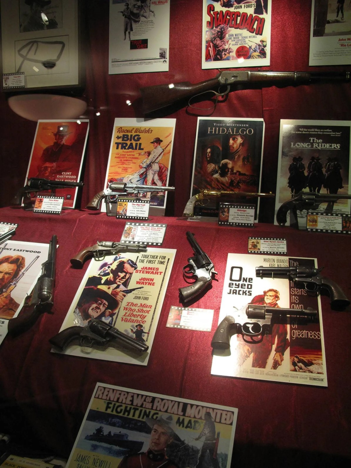 NRA National Firearms Museum in Fairfax, Virginia