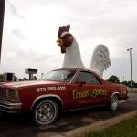 Cookin' from Scratch Chicken Car in Doolittle, Missouri
