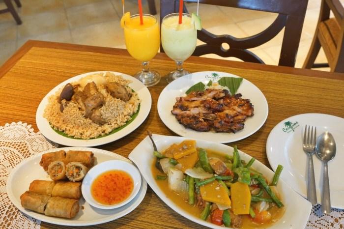 2019菲律賓蘇比克灣│Cocolime Specialty Asian Cuisine 特色亞洲美食餐廳*