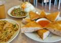 新竹美食│夢傑泰國料理。正宗泰國味!現點現做超厚月亮蝦餅豪邁上桌*