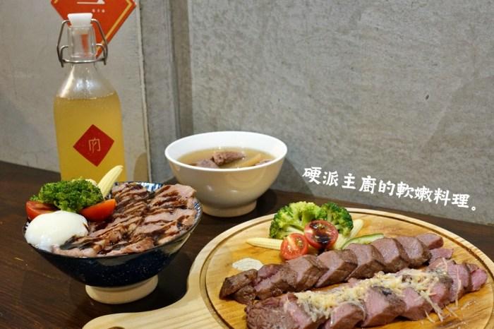 新竹美食│硬派主廚的軟嫩料理。東門市場排隊美食‧台式舒肥牛排‧款待生活的手路菜*