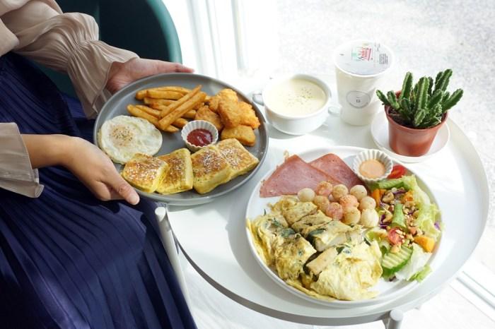 新竹早餐│一日早午餐 Oneday。Costco好市多周邊早餐店‧小清新開啟美好的一天*