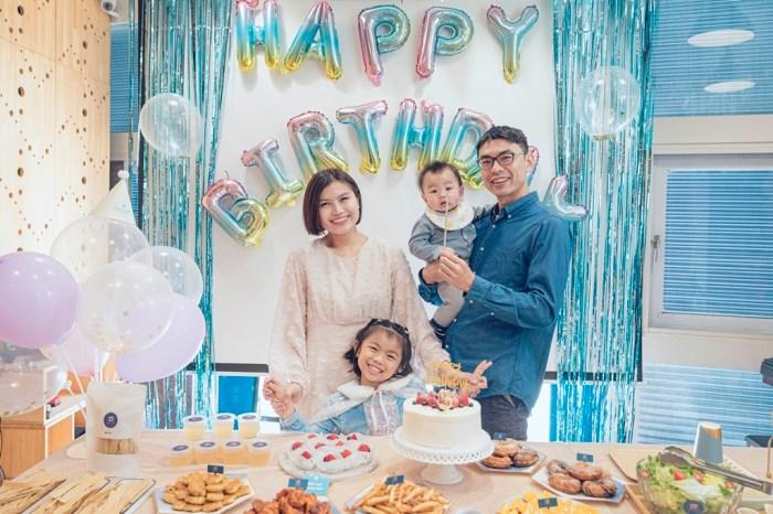 育兒│小公主五歲生日派對全紀錄。場地佈置攝影分享*