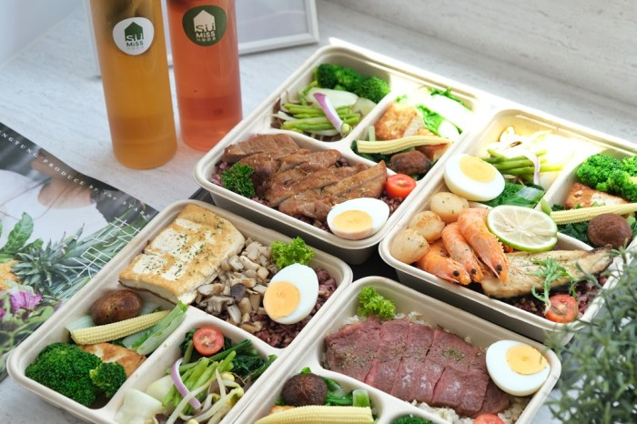 新竹竹北│Miss SU 健康餐盒專賣店。健康與美味兼具,天天吃都不會膩的健康餐盒*