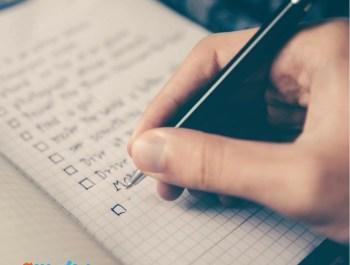 Teacher Tip | Do You Need a To-Do List or a Checklist?