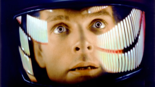Dr. Bowman in 2001 A Space Odyssey