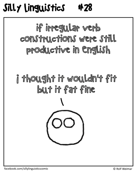 silly linguistics 28
