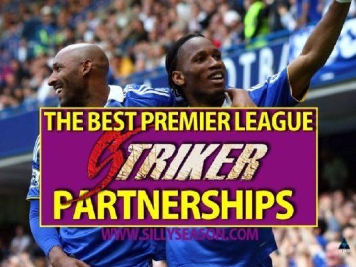 The best Premier League striker partnerships