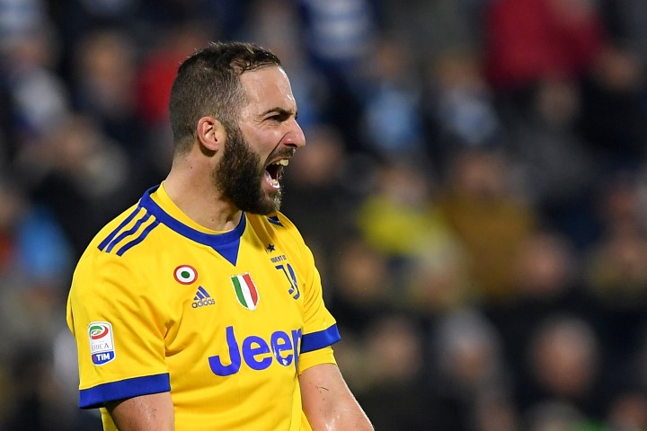 Gonzalo Higuain Biggest Transfer Fees in Serie A History
