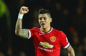Marcos Rojo is part of the Top 10 Most Surprising FIFA 16 Ratings