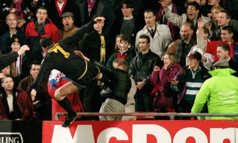Eric-Cantona-Kick Football Criminals