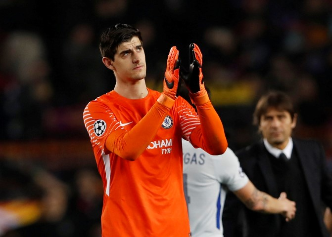 Goalkeepers with the most Clean Sheets this season Thibaut Courtois