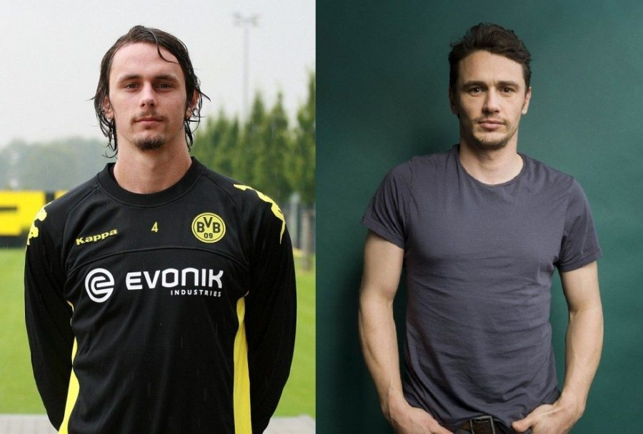 Top 10 Footballers Look Alikes