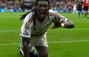 Bafetimbi Gomis is one of the Top 10 Goal Scorers in The Premier League