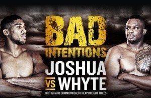 Joshua Whyte stream - stream Joshua vs Whyte free live streaming
