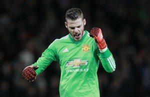 Fotboll, Premier League, Manchester United - Chelsea