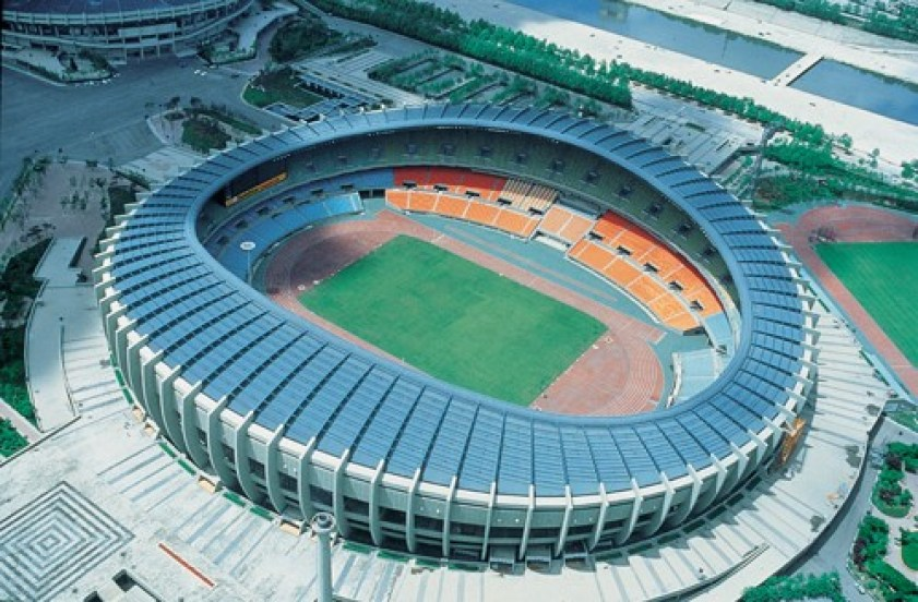 Most expensive stadiums in Asia