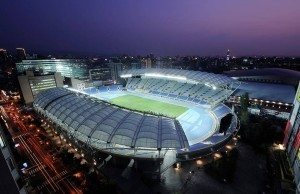Taipei Municiple stadium is one of the Top 10 Most Expensive Stadiums in Asia