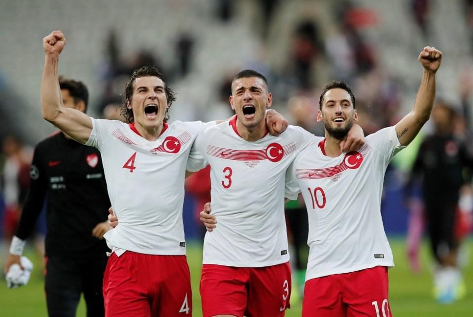 Key Player In Euro 2020 Turkey Hakan Çalhanoğlu