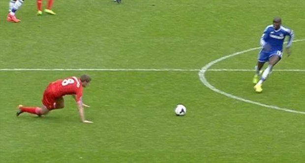 Stunning Premier League moments gerrard slip