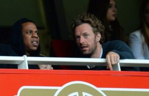 Top 10 celebrity Arsenal fans
