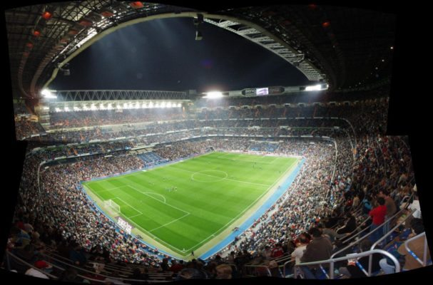 Most profitable stadiums in Europe