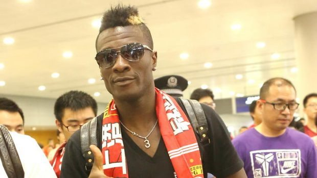Asamoah Gyan is one of the Highest Paid Footballers In Africa 2017