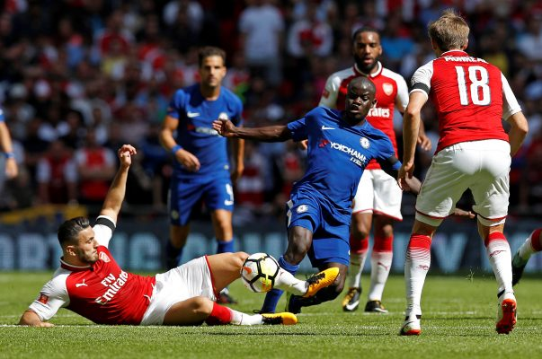 Chelsea vs. Arsenal Head To Head Record & Results