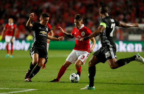 Manchester United vs Benfica Head To Head Record & Results