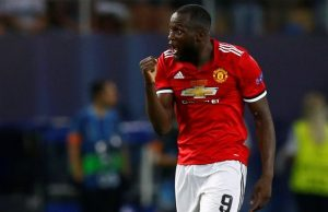 Predicted Manchester United starting line-up lineup Lukaku