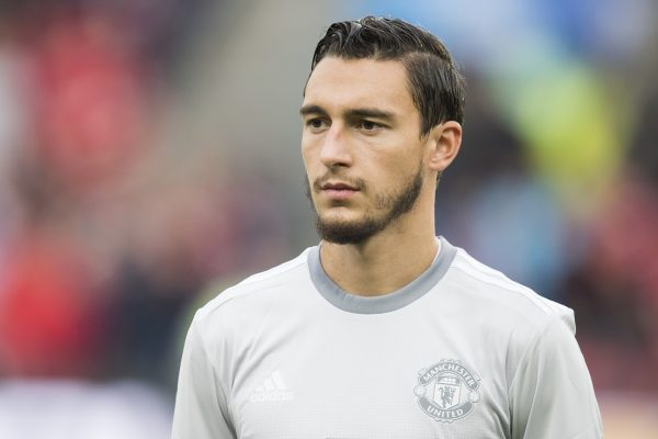 £20million-rated Manchester United man could be set for Serie A move