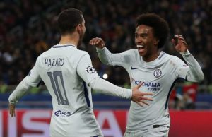 Barcelona line up Chelsea star as alternative to Coutinho