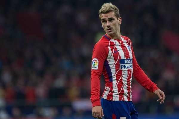 Jose Mourinho rules Man Utd out of the running for Antoine Griezmann
