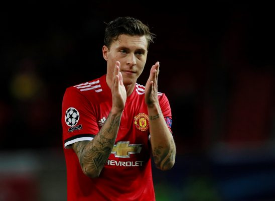 Predicted Manchester United XI vs Basel Lindelof