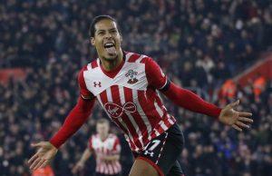 Top 5 Liverpool targets for the January transfer window Van Dijk