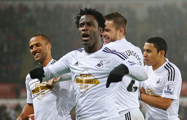 Swansea City FC highest paid player 2020
